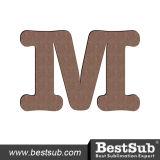 Letras do HB do Sublimation - M (HBZM18-M)