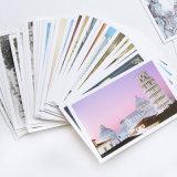 Габарит карточки подарка высокого качества с печатание