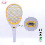 Heißer verkaufender nachladbarer Fliegen-Mörder-Schläger /Bug Zapper mit LED