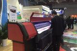 impresora solvente del formato grande de los 3.2m con la cabeza de impresora de Konica