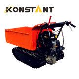 Mini descarregador da trilha com carregamento agricultural da exploração agrícola 500kg