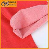 tessuto rosso del denim dello Spandex del poliestere del cotone 7.9OZ