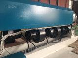 Extrudeuse de plastique de machine d'extrusion