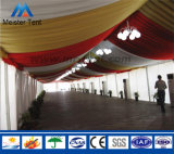 1000 People Large Outdoor Wedding Party Event Tent Marquee Tente pour banquet Party