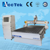 Router economico Akm1325 di CNC di Price T-Slot Table per Wood Engraver