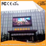 Tarjeta de mensaje video del anuncio de la mejor del precio P4.81 de LED muestra al aire libre de la visualización LED