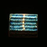 Batterij In werking gestelde LEIDENE van de Lichten van het Koord van de Draad van het Koper Veelkleurige MiniLichten