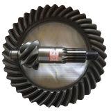 Ingranaggi conici elicoidali dell'asse di azionamento della parte posteriore dell'attrezzo di Isuzu dell'automobile del camion del metallo di precisione BS6094 7/39