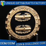 Moneta su ordinazione di sfida della moneta del metallo per il regalo del ricordo