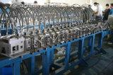 Реальная фабрика машины решетки t автоматической с оцинкованной сталью