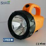 3W lumière campante neuve du CREE DEL avec le Li-ion 2300mAh 18650