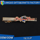 Clip de lazo del metal de la alta calidad para los regalos de los hombres con salida rápida