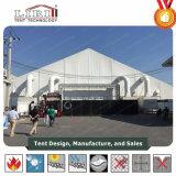 贅沢で白く新しい販売のためのデザインによって曲げられる屋根の公平なテント