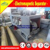 Máquina eletromagnética eletromagnética do único disco do separador da ilmenite de Sortor para o enriquecimento da ilmenite