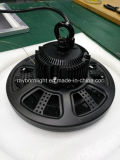 IP65 lumière élevée élevée de compartiment d'UFO DEL du lumen 135lm/W 200W