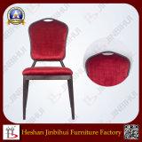 Jinbihui Bauholz-Blick-Aluminium sitzt Aluminiumgaststätte-Stühlen vor (BH-FM8013)