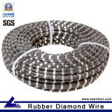 Diamante Wire Saw per Marble Quarry