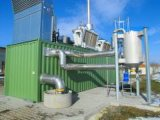 세륨, ISO, BV는 생물 자원 발전기, Msw의 생물 자원, 밥 껍질, 과일 쉘, 하수 오물 생물 자원 발전기 전력 플랜트를 승인했다