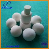 Sfera di ceramica stridente dell'allumina della sfera di media (92 SERIE SERIES/95)