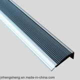 Nosing van de Trede van het tapijt, RubberNosing van de Trede, Nosing van de Trede van het Aluminium