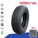 高性能のECEの点、ラベルが付いている放射状の乗用車のタイヤ(205/55R16)