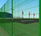 Nylofor 3D Belüftung-überzogener Zaun-/Nylofor 3D Draht-Zaun