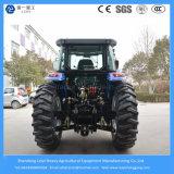 4WD Groot Landbouwbedrijf 140HP/de Landbouw/Mini Diesel Tractor van de Landbouw/met Verschuiving 16f+8r/Shuttle
