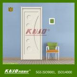 環境に優しい内部WPCの二重葉のドア(YM-004)
