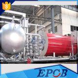 Die sauberstes Gas-abgefeuerte thermische flüssige Dieselheizung