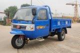 Gesloten het 3-wiel van de Lading Diesel Gemotoriseerde Driewieler met Cabine
