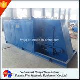 Macchina di rimozione di contaminazione di metallo non ferroso del flusso turbolento per vetro di scarto di vetro schiacciato