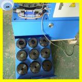 Macchina idraulica di gomma della piegatura del tubo flessibile dello strumento di piegatura del tubo flessibile dell'addetto allo stampaggio del tubo flessibile