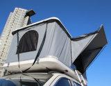 Прочный трудный шатер верхней части крыши автомобиля раковины для напольный располагаться лагерем