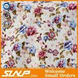 Ткань 100% печатание завода хлопка реактивная для платья и рубашки