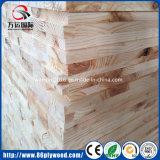 Madera de pino del grado de los muebles de E0 E1/madera contrachapada rusas de la madera
