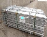 오스트레일리아 시장 검정 Bitum 1650mmmm 별 말뚝 또는 강철 Y 포스트