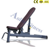 Multi ajustable Bench / Weight Bench Gym Equipment