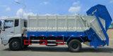 180HP 쓰레기는 트럭을 10 T에 의하여 압축된 쓰레기 트럭 모으고 수송한다
