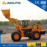 5ton venda quente do carregador da roda da qualidade superior Aolite650