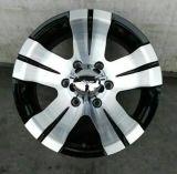 クロムSUV 4X4合金の車輪