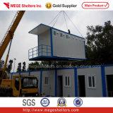 Vorfabrizierte der 20ft Behälter-Häuser mit allen Hilfsprogrammen installierten