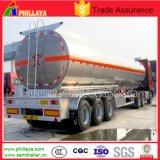 Dell'olio dell'acqua di alluminio della lega di serbatoio del camion rimorchio inossidabile semi