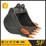 Части машинного оборудования для сбывания, ведро конструкции стандарта землечерпалки высокого качества