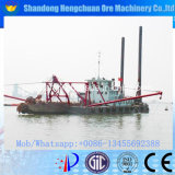 Scherblock-Absaugung-Bagger-Sand-Bagger China-300cbm