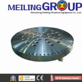 La norme ANSI 304, 304L, 316, l'acier inoxydable 316L a modifié la bride borgne