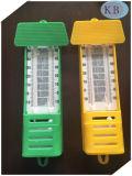 Termometro secco ed umido degli igrometri della lampadina