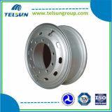Cerchione Polished e forgiato del camion della lega di alluminio (22.5X8.25)