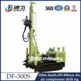 石のAerasの井戸のあくことのための高圧DTHの掘削装置