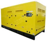450kVA Ce/Soncap/CIQ 승인을%s 가진 Doosan 엔진 P158le-S를 가진 최고 침묵하는 디젤 엔진 발전기 세트