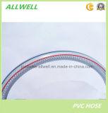 Труба шланга сада воды пластичных продуктов PVC гидровлическая